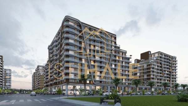 Luxury Life Project in Beylikduzu Marina